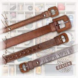 belts-oxhide-buckles