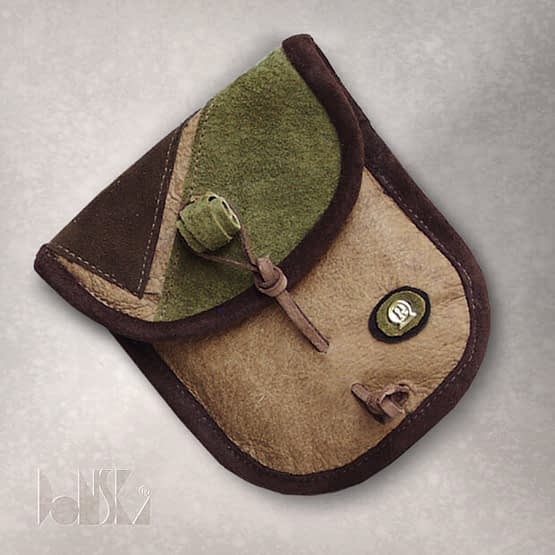 brown-green-purse