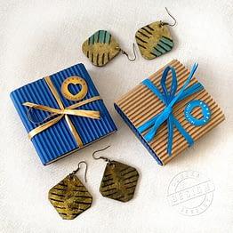 rhomb-earrings