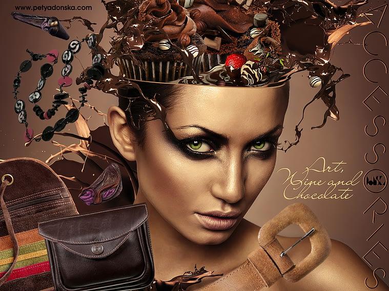 art-wine-chocolate