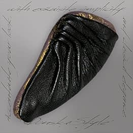 black-clam-brooch